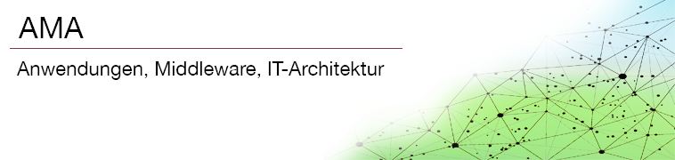 Anwendungen, Middleware, IT-Architektur